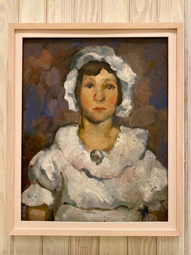Walter Anderson Portrait of a Young Woman - Meet Three Unconventional Coastal Mississippi Artists