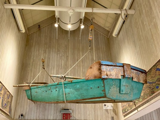 Walter Anderson boat - Meet Three Unconventional Coastal Mississippi Artists