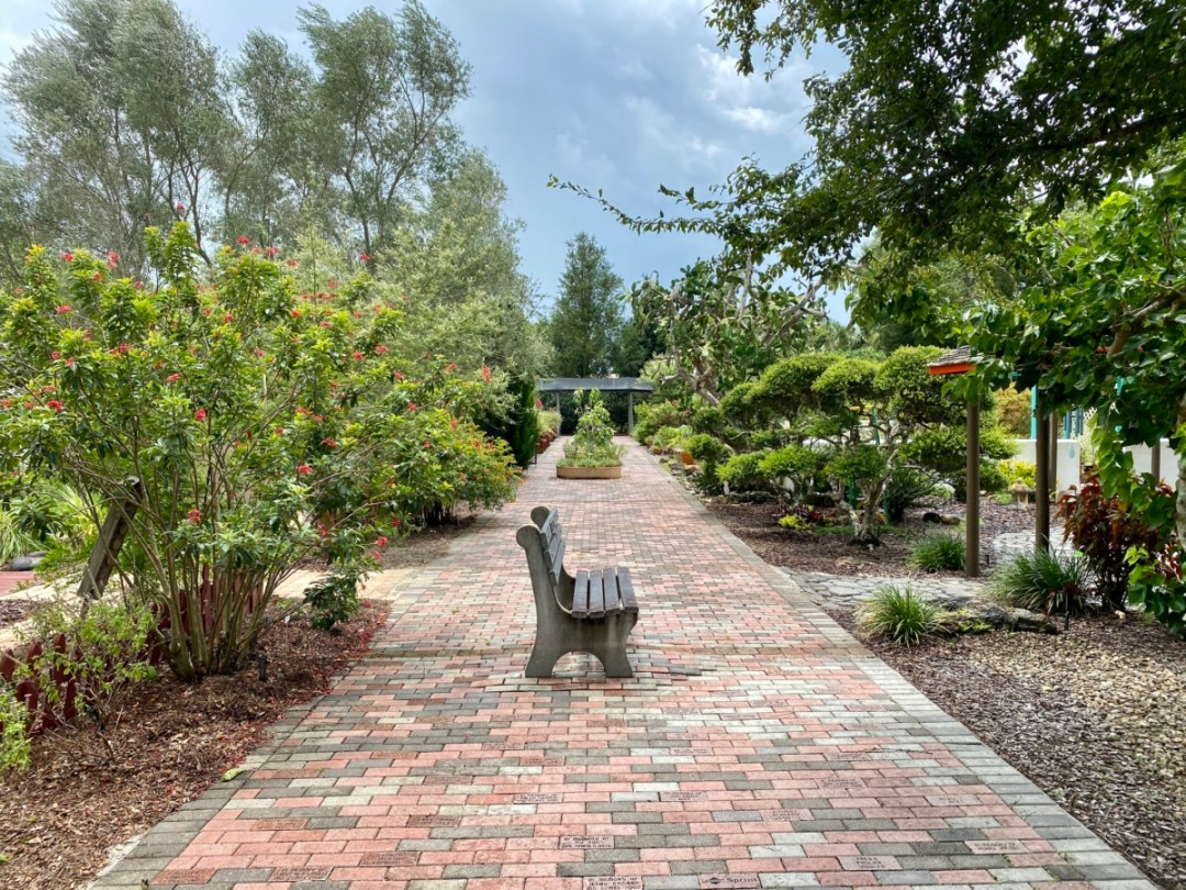 Discovery Gardens path - Discover Lake County Florida Outdoor Adventures