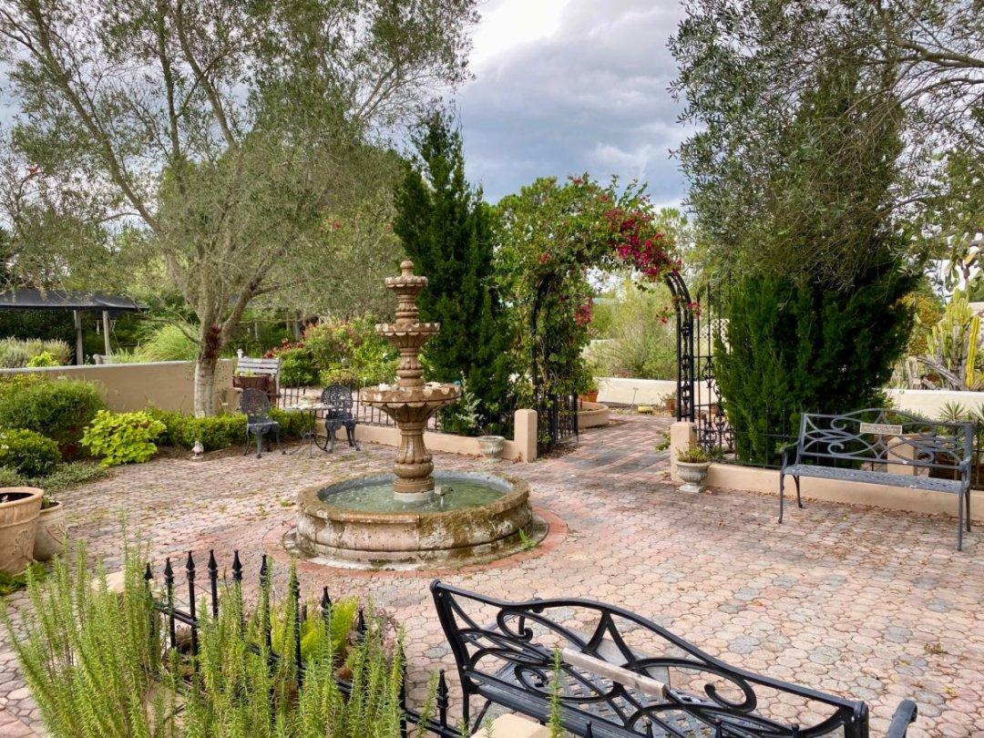 Spanish Garden - Discover Lake County Florida Outdoor Adventures