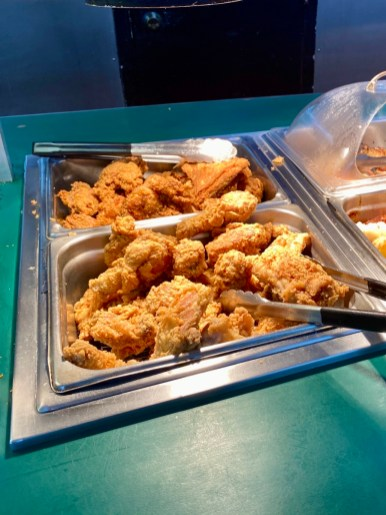 Big H Fried Chicken Buffet Eufaula - Outdoor & Historical Things to Do in Eufaula Alabama