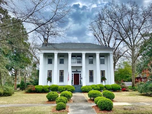 Couric Smith House Eufaula AL - Outdoor & Historical Things to Do in Eufaula Alabama