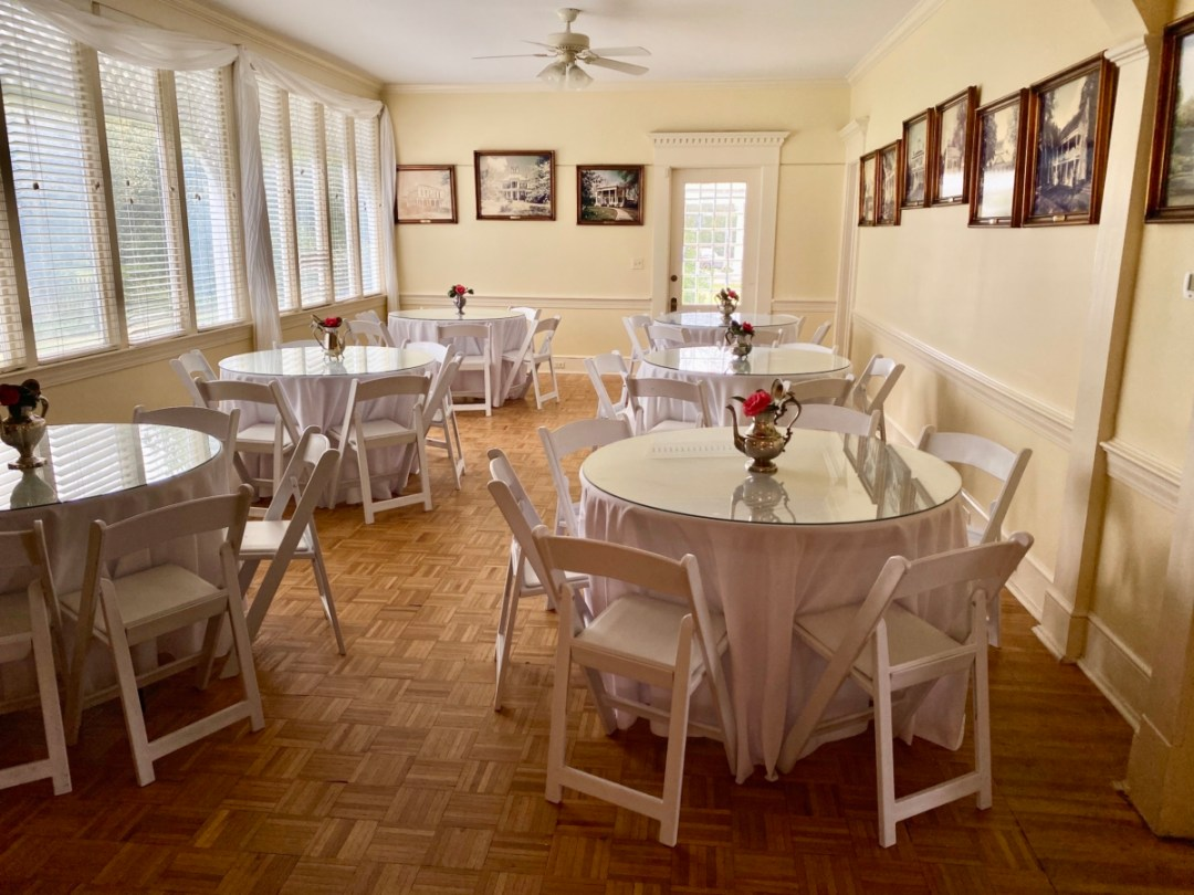 Shorter Mansion event space - Outdoor & Historical Things to Do in Eufaula Alabama