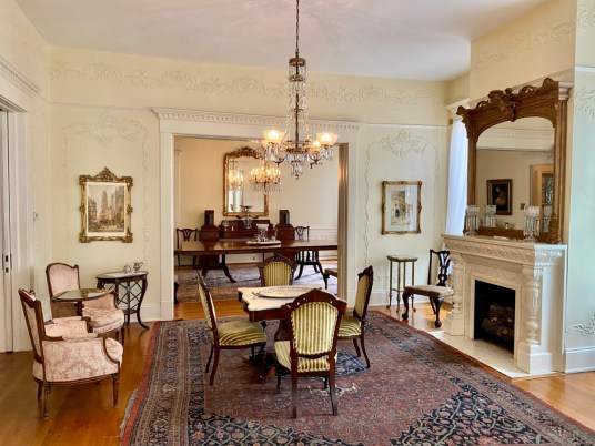 Shorter Mansion parlor - Outdoor & Historical Things to Do in Eufaula Alabama