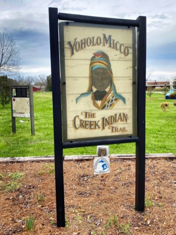 Yoholo Micco Trail Eufaula AL - Outdoor & Historical Things to Do in Eufaula Alabama