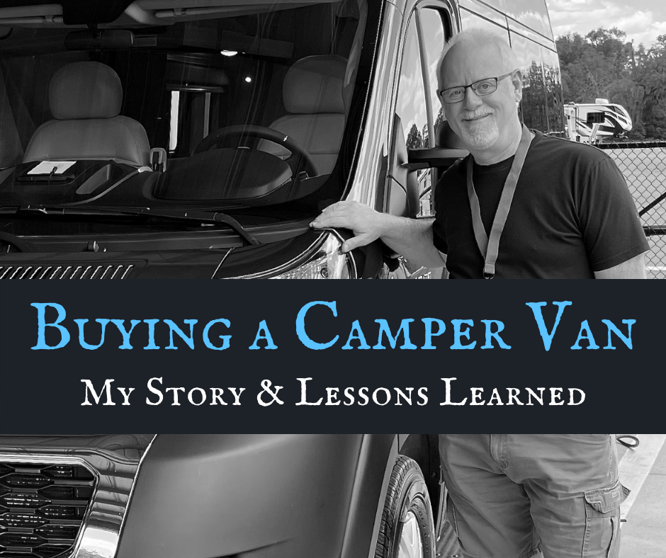Buying a Camper Van featured - Backroad Blog