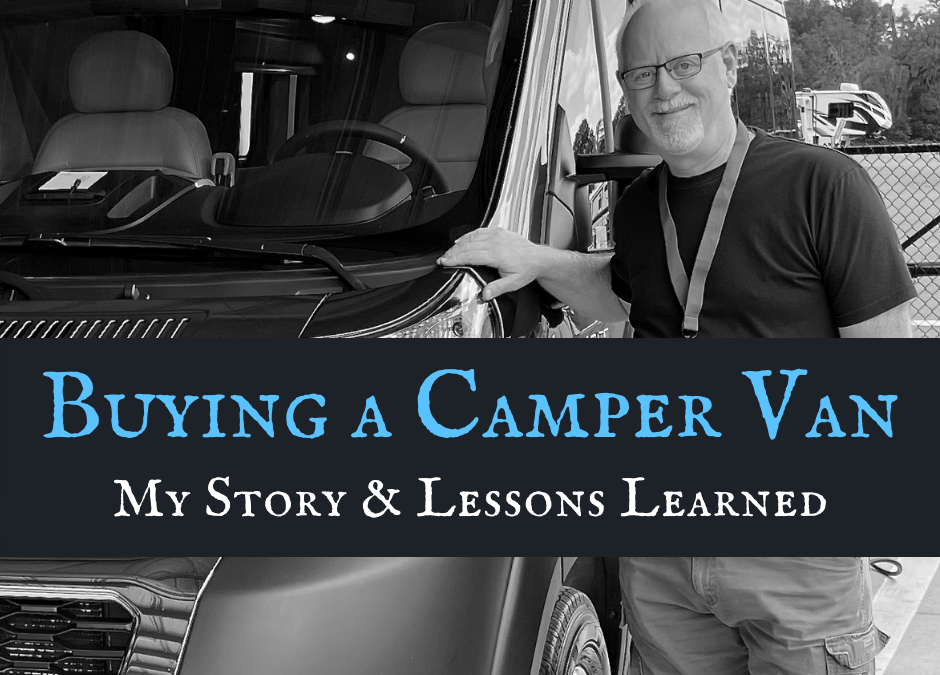 A Guide for Buying a Camper Van: My Story & Lessons Learned