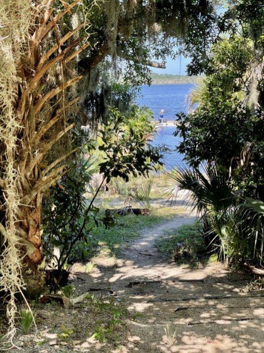 Tomoka State Park fishing - Florida's Tomoka State Park Camping, Recreation & History