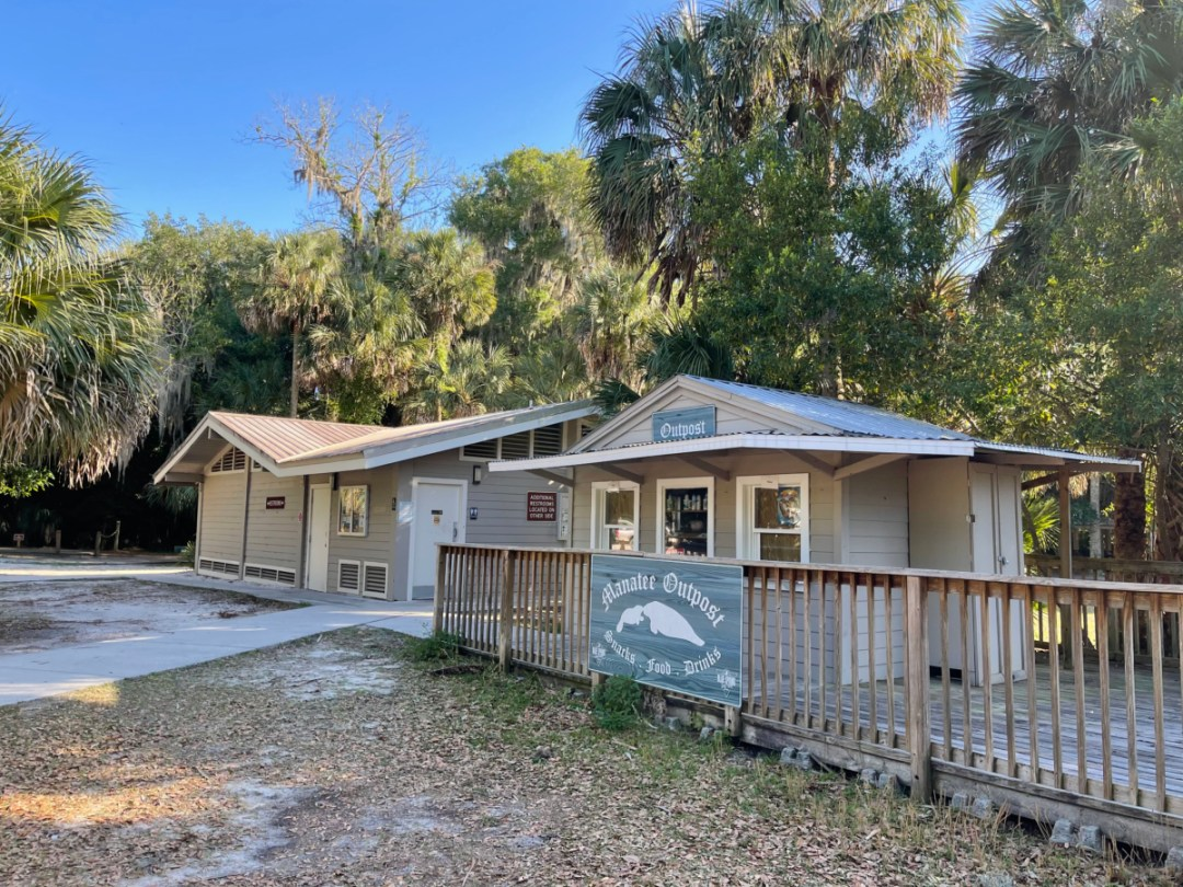 Blue Spring State Park Manatee Outpost - Discover Florida's Blue Spring State Park & Campground