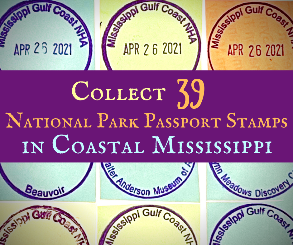 National Park Passport Stamps featured - Backroad Travel Destinations