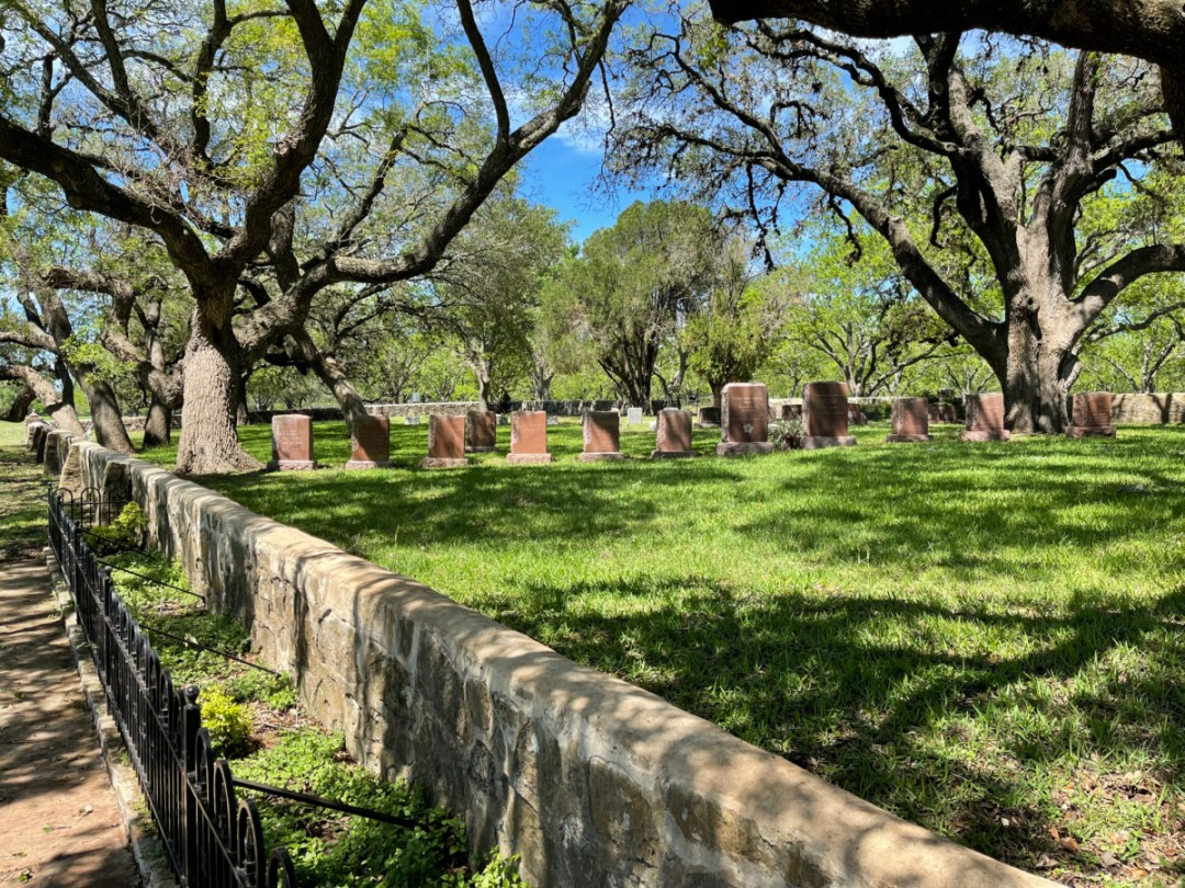 Johnson Family Cemetery - Explore LBJ Ranch and the Texas Hill Country