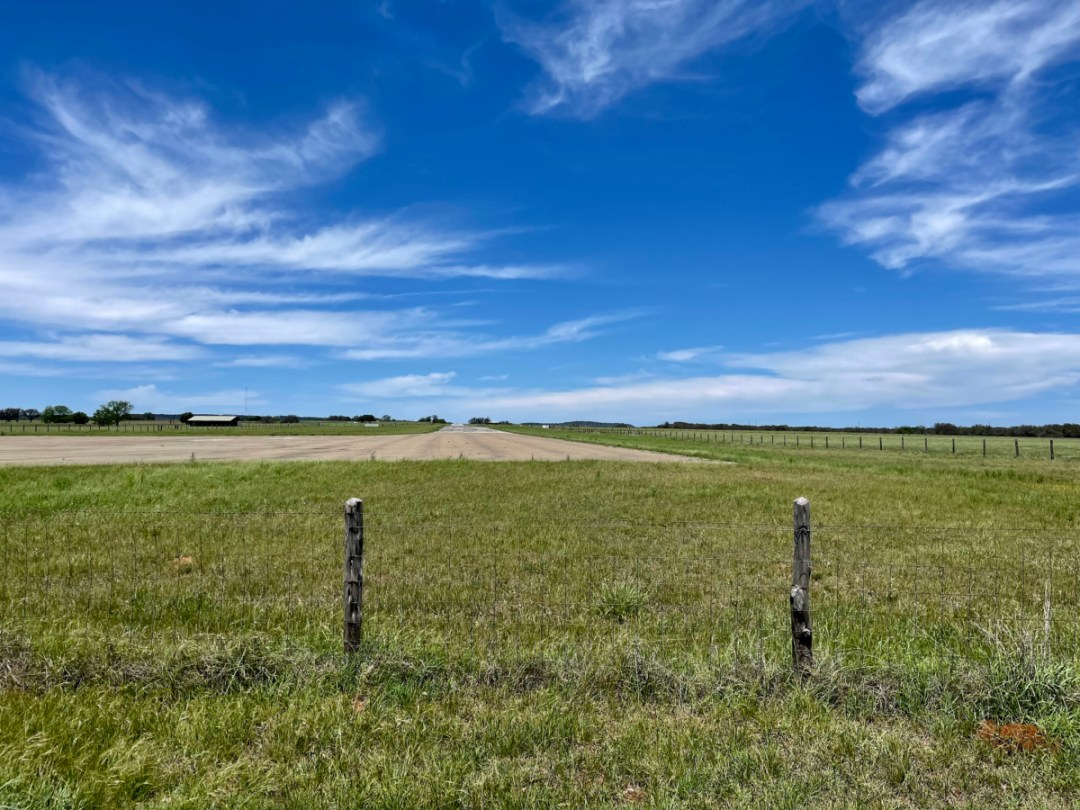 LBJ Ranch airstrip - Explore LBJ Ranch and the Texas Hill Country