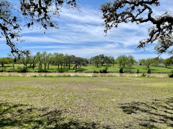 Pedernales River from Texas White House - Explore LBJ Ranch and the Texas Hill Country