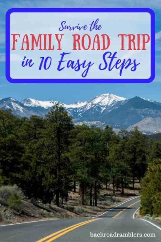 If the family road trip anxiety is already settling on you like an early-morning fog, don't fret; not only can you survive your family's road trip this summer, but with a little planning, you can make it a delightful and memorable experience for everyone.