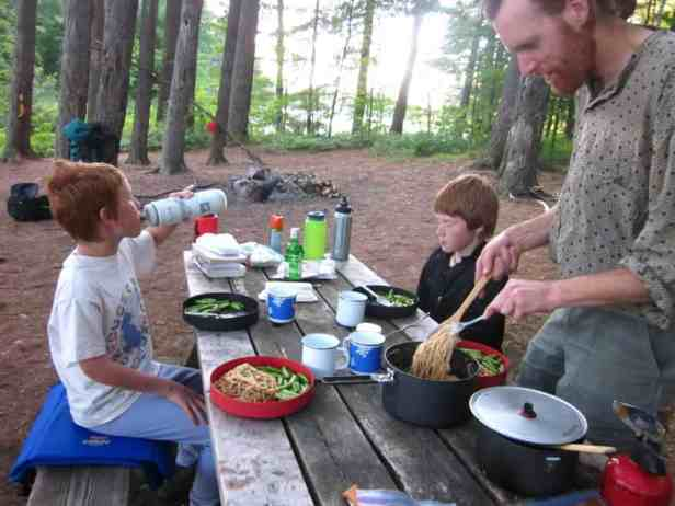 Car camping meals should be no fuss so you have time for adventures