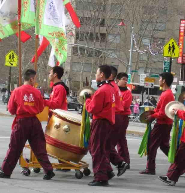 Celebrate the Lunar New Year in Manhattan