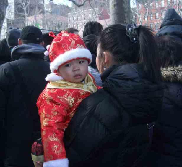 Celebrate the Lunar New Year in Chinatown, Manhattan