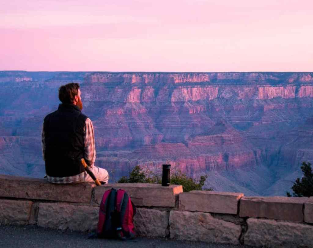 Sunrise -Moran Point, Grand Canyon
