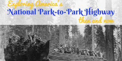 How one family is celebrating the 100th anniversary of the National Parks Service with a journey on the National Park-to-Park Highway.