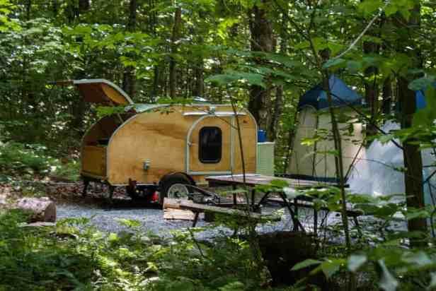 Molly Stark State Park, Wilmington, VT