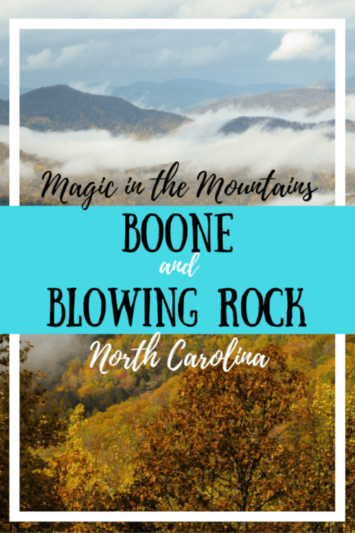 A thriving college town and a little village in the mountains - what more could you want in a weekend getaway? Hiking, restaurants, and cool vibes in Boone and Blowing Rock North Carolina.
