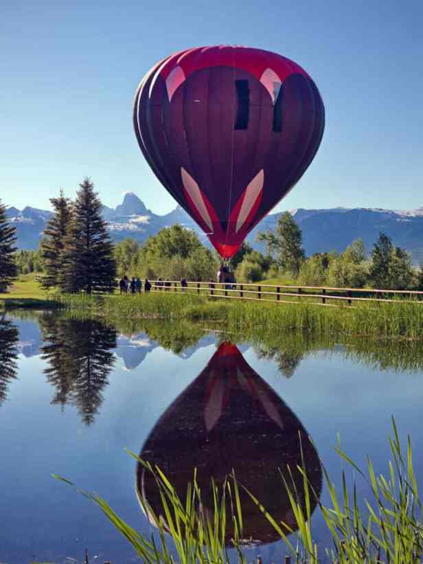 Best Hot Air Balloon Festivals in America.