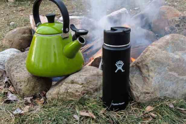 Make the perfect cup of camp coffee.