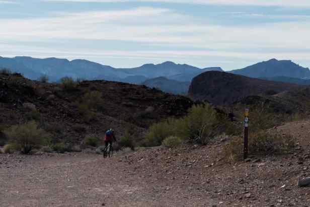 Mountain Biking at SARA Park