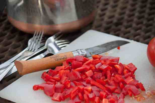 make ahead camping meals