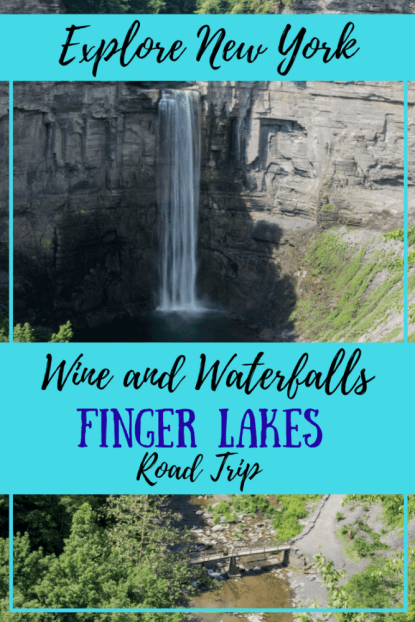 What happens when you combine four campsites, five state parks, five wineries, and 50+ waterfalls into a five-day road trip? A kind of crazy, but oh-so-fun Finger Lakes adventure! Here's a perfect itinerary for beauty, relaxation, and adventure in the Finger Lakes region of New York.
