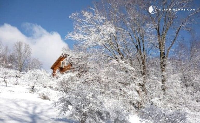 Vermont Glamping, Rupert