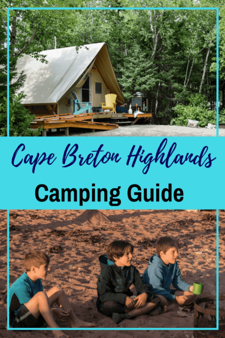 Everything you need to know about camping in Cape Breton Highlands National Park, Canada. #CapeBreton #Canada #camping