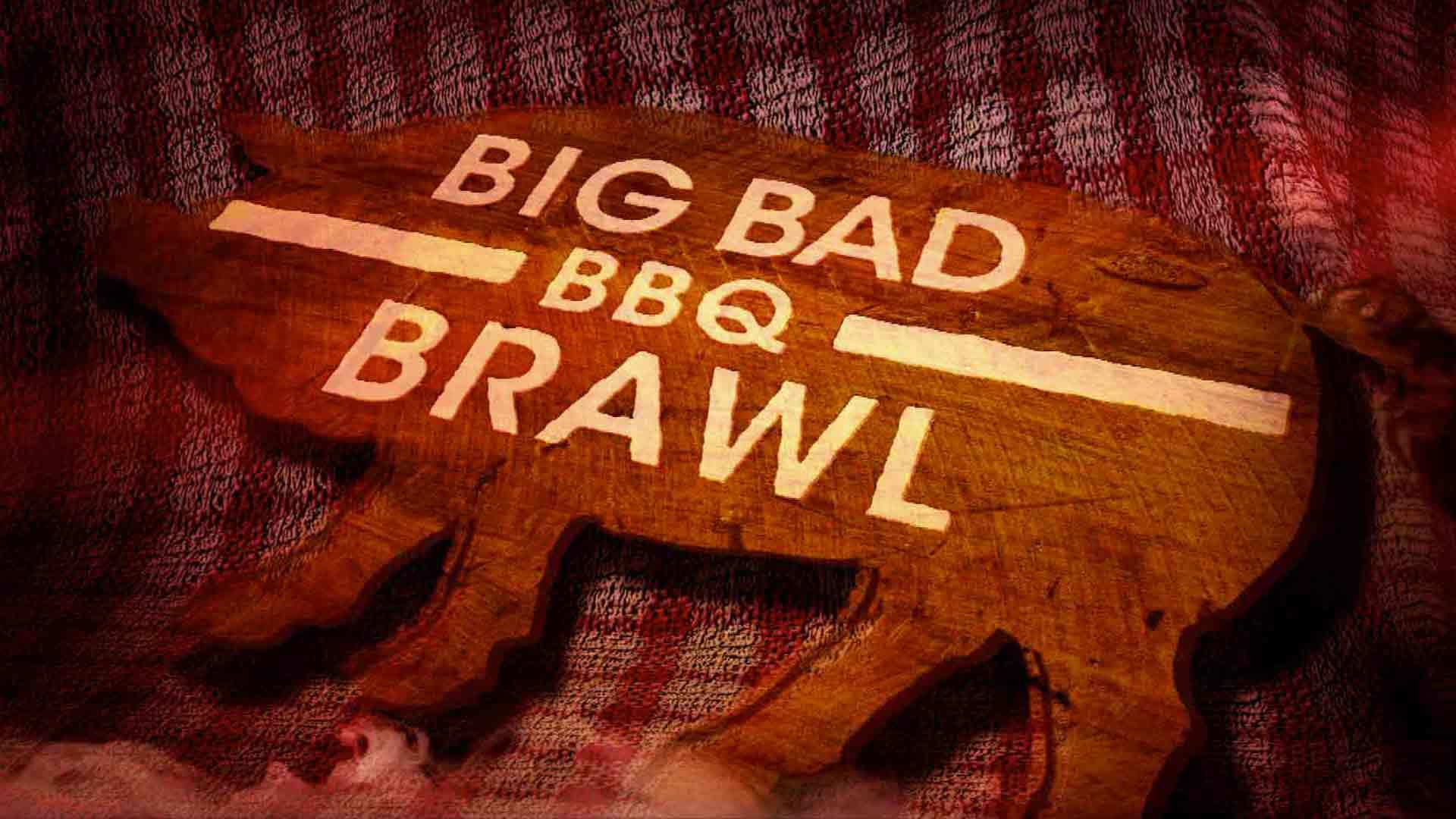 Big Bad BBQ Brawl Logo