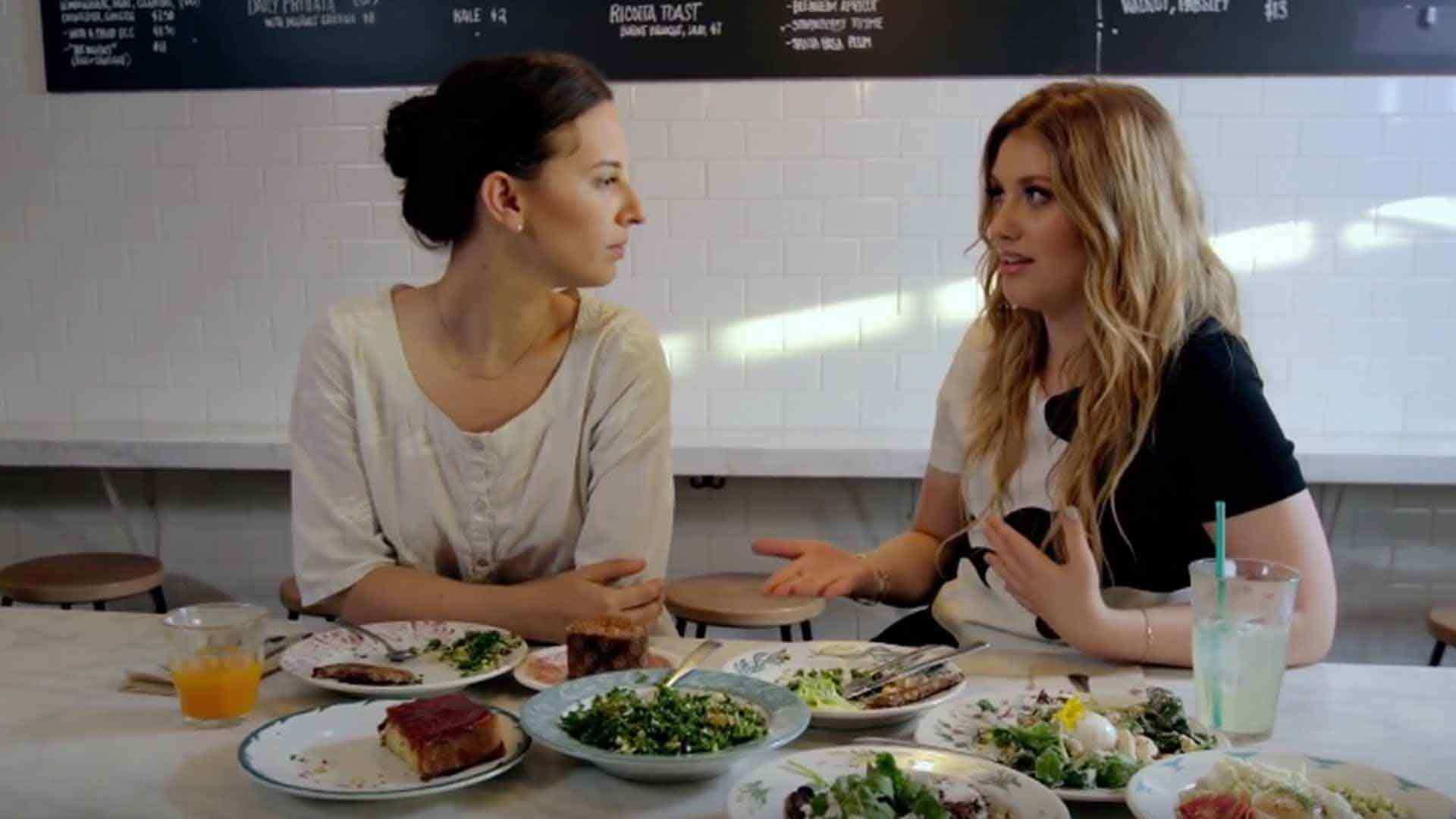 Culinary Beats Ella Henderson chat