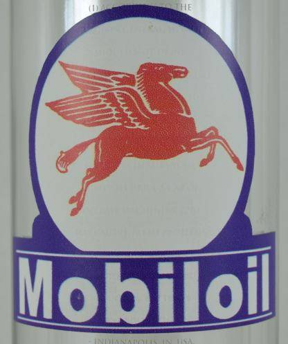 MobilOil Bottle