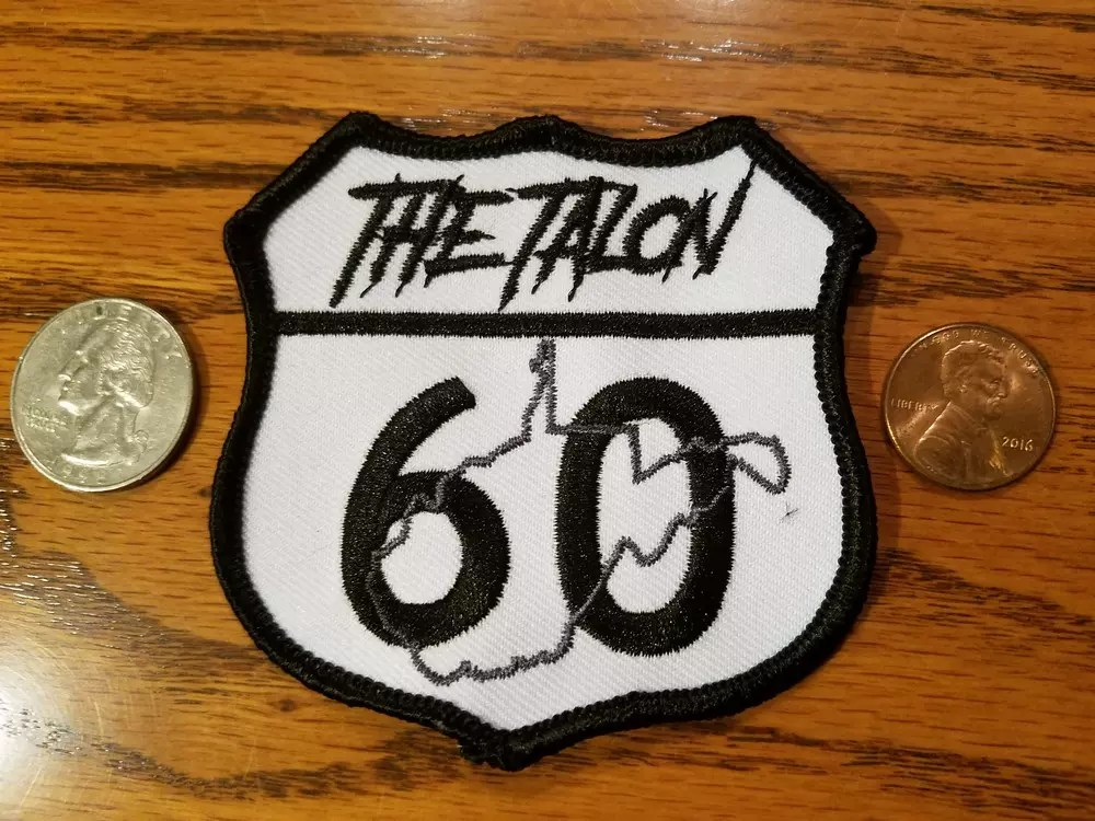 THE TALON – RT 60 PATCH