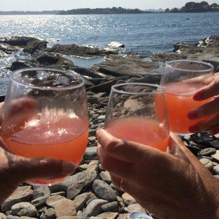 Cocktails on the Backshore