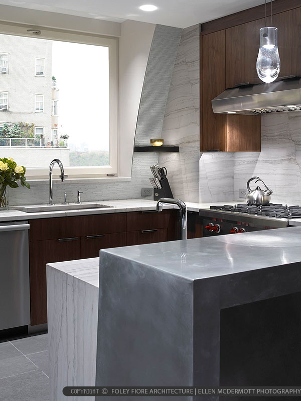 Modern Gray Bathroom Modern White Backsplash Tile | Glass Modern Backsplash Tile