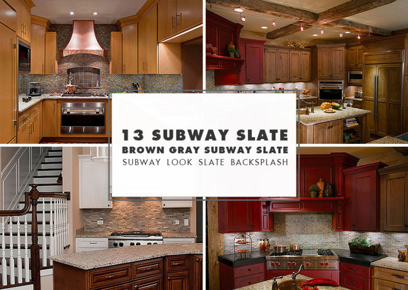 brick backsplash in kitchen metal rack tile ideas projects photos com small subway slate