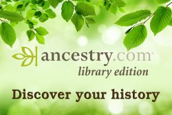 Read more about the article Ancestry Library