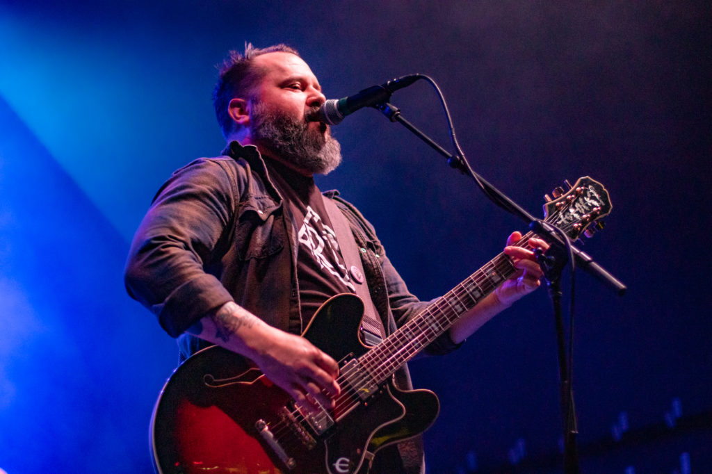 Matt Pryor of The Get Up Kids