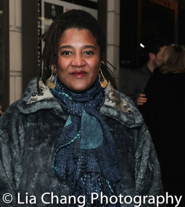 Lynn Nottage. Photo by Lia Chang