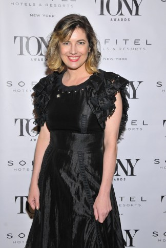 Paloma Young attends the Tony Honors Cocktail Party Presenting The 2017 Tony Honors For Excellence In The Theatre And Honoring The 2017 Special Award Recipients - at Sofitel Hotel on June 5, 2017 in New York City. Credit: Shevett Studios