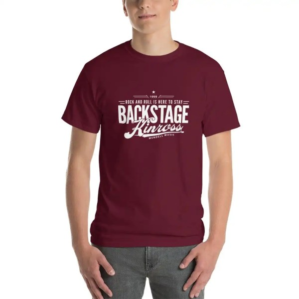 Backstage Tee Shirts