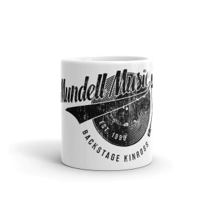Mundell Music Coffee Mug