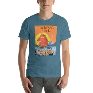 Progressive Rock Tee Shirt