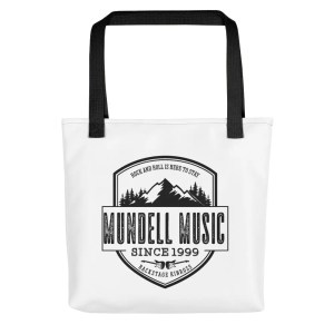 Mundell Music Tote Bag