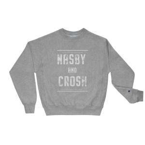 Nasby & Crosh Champion Sweatshirt