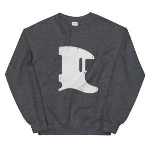 Telecaster Scratchplate Sweatshirt