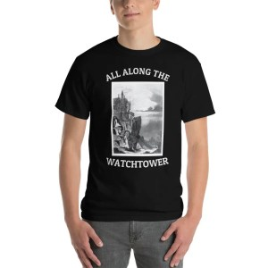 All Along The Watchtower T-Shirt